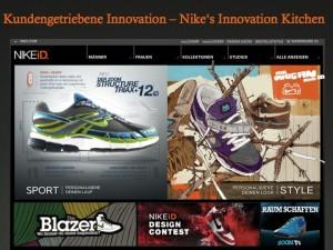 Nike's Innovation Kitchen